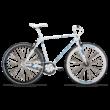 egyedi városi fixi kerékpár