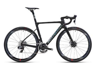 Bottecchia 65RD AEROSPACE Prisma/Gold ULTEGRA Di2 DISK - 2020 - Országúti kerékpár