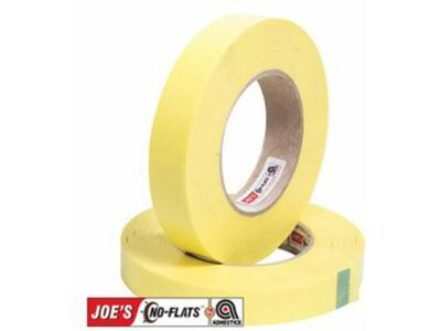 Joe's No-Flats Yellow Rim Tape felniszalag [9 m, 21 mm]