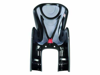 Okbaby Baby Shield csomagtartóra szerelhető gyermekülés [fekete-szürke]