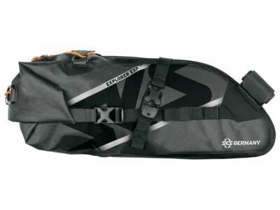 SKS-Germany Explorer Exp. nyeregtáska [fekete]