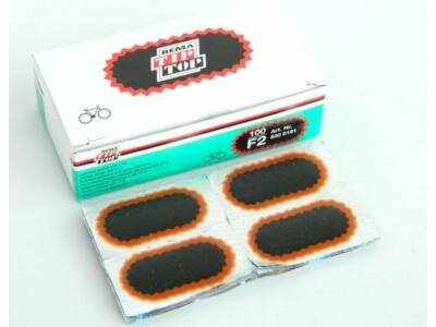 Tip-Top F2 gyorsfolt (d=25x50mm) gumifolt