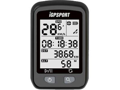 Kerékpár Computer iGPSPORT iGS20E fekete