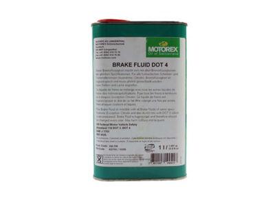BRAKE FLUID DOT 4 kerékpár fékfolyadék (165 celsius forráspont) 1 L