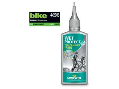 WET PROTECT nedves láncolaj kerékpárhoz, 100ML