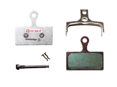 Fékbetét Swiss Stop E-compound 28 Shimano XT/XTR/SLX/Deore