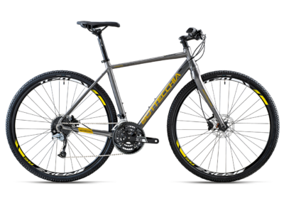 Bottecchia 347 GRAVEL CROSS ALIVIO 27S MAN DISK - 2021