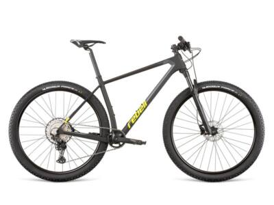 "Dema REBELL Team black-neon 21"" MTB kerékpár"