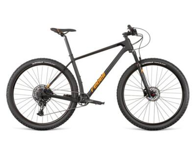 "Dema REBELL Comp black-orange 21"" MTB kerékpár"