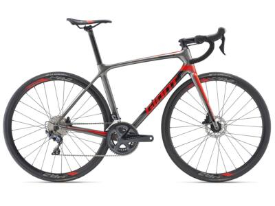 Giant TCR Advanced 1 Disc Pro Compact 2019 Országúti kerékpár