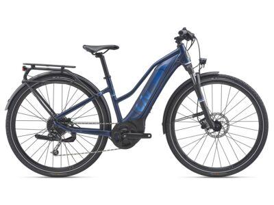 Giant-Liv Amiti-E+ 3 25km/h Női Elektromos cross trekking kerékpár