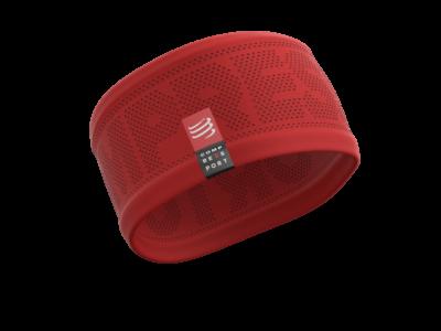 Compressport Headband - piros fejpánt