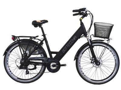 Bottecchia E-BIKE TRK 26X1,75 ALU 7V LI-ION 36V-10AH integrated Elektromos kerékpár