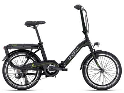 """Bottecchia GRAZIELLA GENIO E-BIKE 20"""" ALU 7V LI-ION 36V-8AH Összecsukható (20"""") kerékpár"""