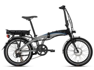 "Bottecchia BE08 GRAZIELLA AGILE E-BIKE 20"" ALU 6V LI-ION 24V-10AH Elektromos kerékpár"