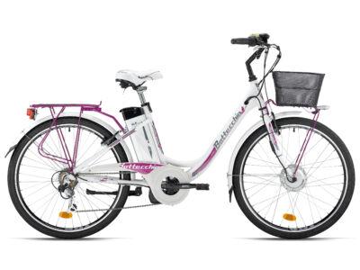 """Bottecchia E-TRK 26"""" Lady 6s Li-Ion 36V-10AH Elektromos kerékpár"""