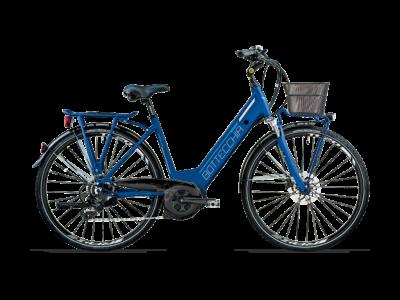 Bottecchia BE17 E-BIKE TRK D 28 ETR-3 8S TX800 DK női elektromos kerékpár