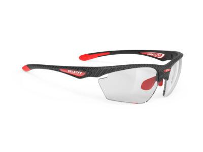 STRATOFLY CARBONIUM-RED/IMPACTX2 PHOTOCHROMIC BLACK kerékpáros szemüveg