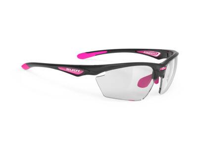 STRATOFLY BLACK-FUXIA/IMPACTX2 PHOTOCHROMIC BLACK kerékpáros szemüveg