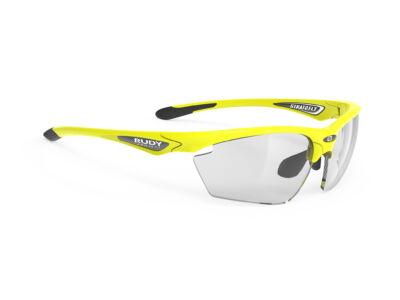 STRATOFLY YELLOW FLUO/IMPACTX2 PHOTOCHROMIC BLACK kerékpáros szemüveg