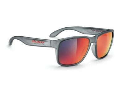 SPINHAWK FROZEN ASH/MULTILASER RED kerékpáros szemüveg