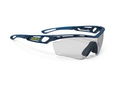 TRALYX BLUE NAVY/IMPACTX2 PHOTOCHROMIC BLACK kerékpáros szemüveg