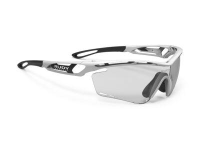 TRALYX WHITE/IMPACTX2 PHOTOCHROMIC BLACK kerékpáros szemüveg