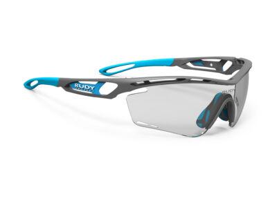 TRALYX PYOMBO/IMPACTX2 PHOTOCHROMIC BLACK kerékpáros szemüveg