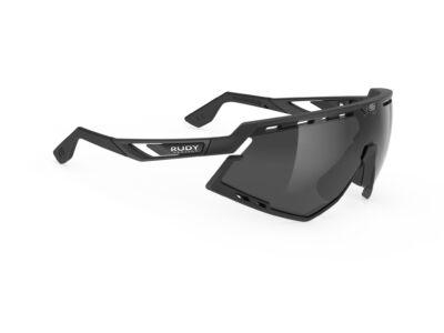 DEFENDER BLACK-BLACK BUMPERS/SMOKE kerékpáros szemüveg