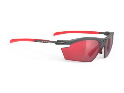RYDON GRAPHITE-RED/MULTILASER RED kerékpáros szemüveg