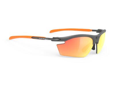RYDON GRAPHITE-ORANGE/MULTILASER ORANGE kerékpáros szemüveg