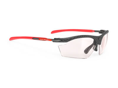 RYDON CARBONIUM/IMPACTX2 PHOTOCHROMIC LASER RED kerékpáros szemüveg