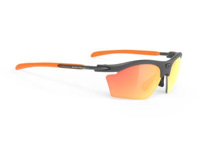 RYDON SLIM GRAPHITE/POLAR 3FX HDR MULTILASER ORANGE kerékpáros szemüveg