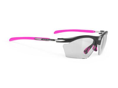 RYDON SLIM BLACK-PINK/IMPACTX2 PHOTOCHROMIC BLACK kerékpáros szemüveg