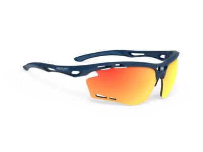 PROPULSE BLUE NAVY/MULTILASER ORANGE kerékpáros szemüveg