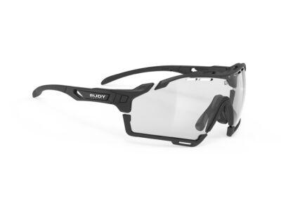 CUTLINE BLACK-BLACK BUMPERS/IMPACTX2 PHOTOCHROMIC BLACK kerékpáros szemüveg