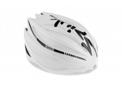 Spiuk NEXION sisakvédő fehér kerékpáros bukósisak