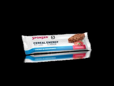 Sponser Cereal Energy müzliszelet