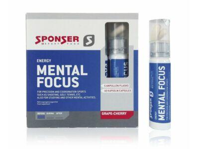 Sponser Mental Focus mentális teljesítményfokozó