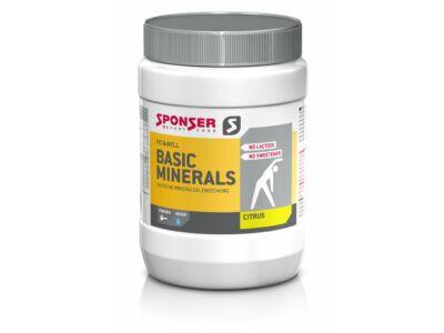 Sponser Basic Minerals ásványi anyagok