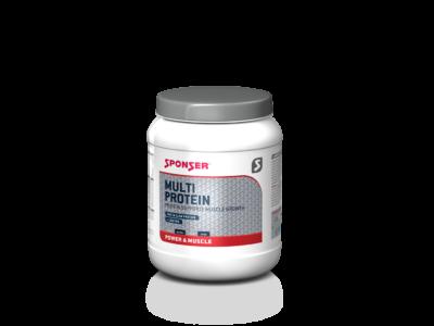 Sponser Multi Protein fehérjepor, 850g, több ízben