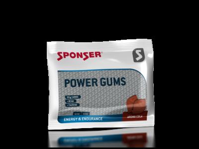 Sponser Red Power Gums gumicukor koffeinmentes (75g)