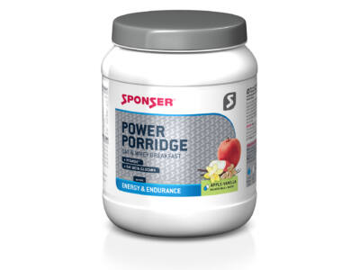 Sponser Power Porridge zabkása, 840g