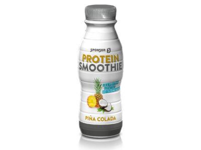 Sponser Protein Smoothie  fehérje ital 330ml, több ízben