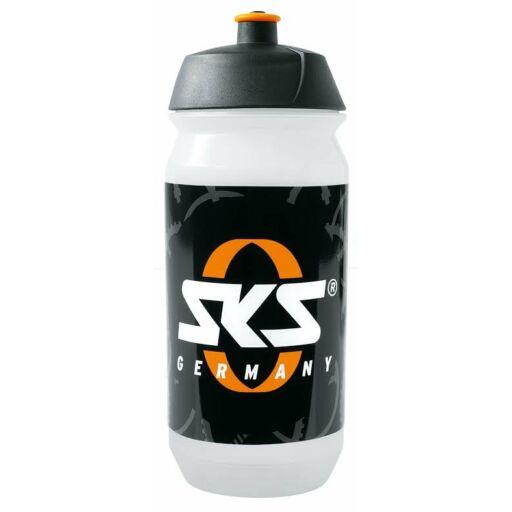 SKS-Germany Bottle Small 500ml kulacs [fehér-fekete]