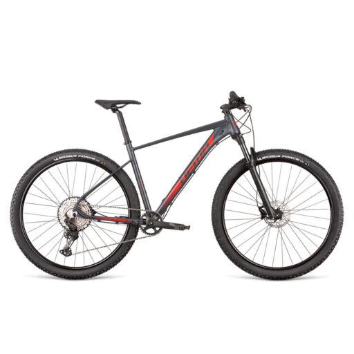 "Dema ENERGY Team 2 dark grey-red 17"" MTB kerékpár"