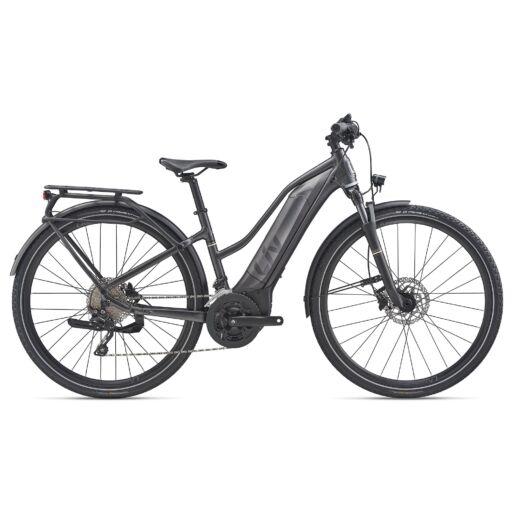 Giant-Liv Amiti-E+ 1 25km/h Női Elektromos cross trekking kerékpár