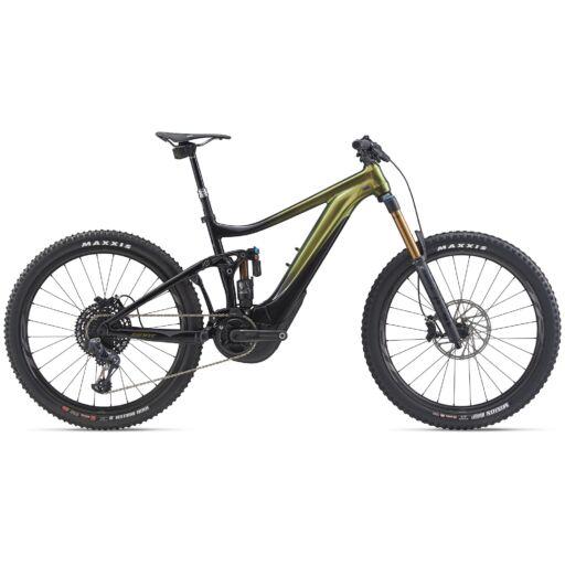 """Giant Reign E+ 0 Pro 25km/h Férfi elektromos Összteleszkópos 27.5"""" kerékpár"""
