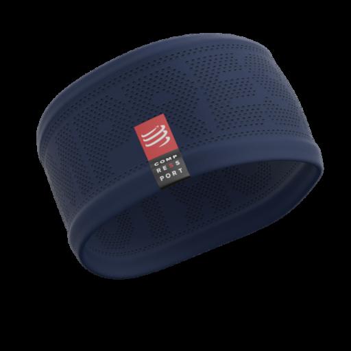Compressport Headband - kék fejpánt