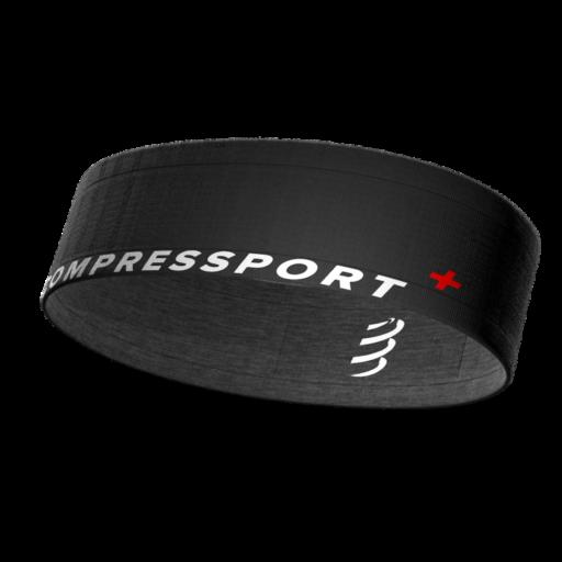 Compressport Free Belt fekete-szürke sportöv, futóöv XL/XXL